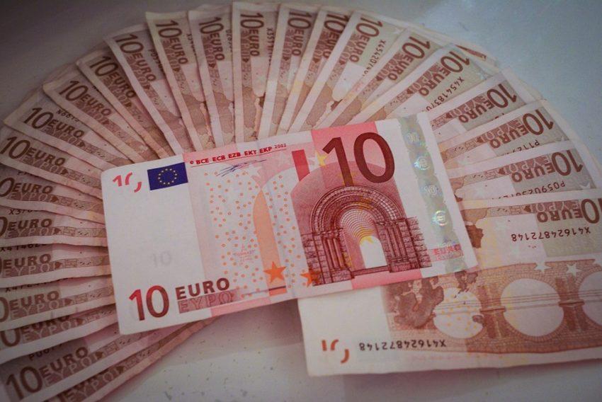 10 Eurobriefje