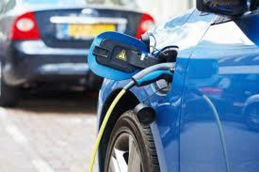 Elektrische Auto En Mia